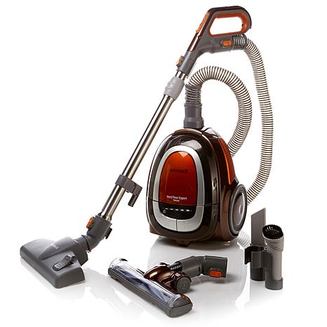 BISSELL Hard Floor Canister Vacuum  7240026  HSN