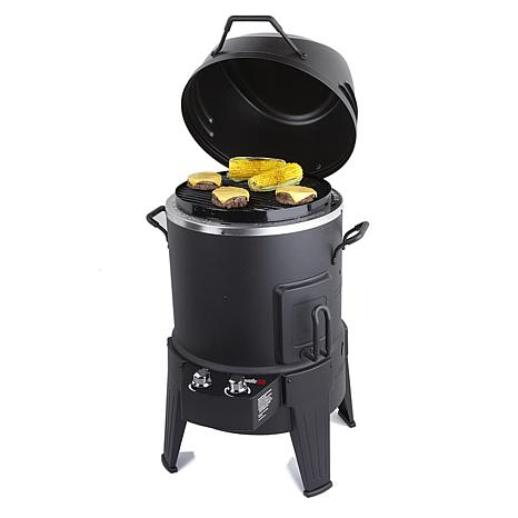 CharBroil TRUInfrared 3in1 Roaster Smoker and Grill w