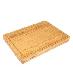 Kitchen Cutting Boards Metal Sink Cabinet Unit Curtis Stone Bamboo Chef S Board 8328106 Hsn