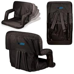 Carolina Panthers Folding Chairs Craft Room Chair Picnic Time Ventura Stadium 7392323 Hsn