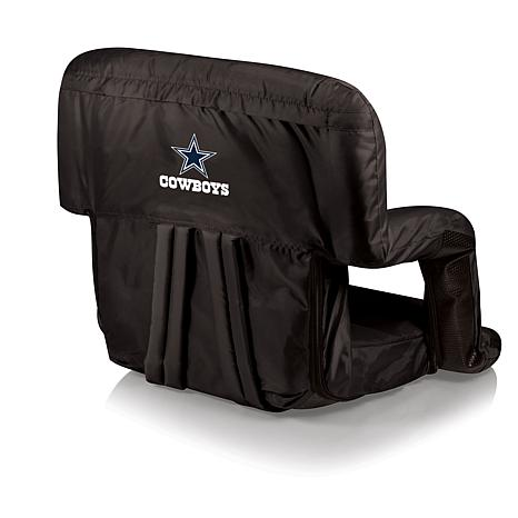 dallas cowboys folding chairs ergonomic chair history picnic time ventura stadium