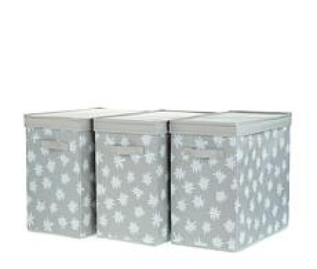 Hable Construction  Pack Storage Bins With Lids