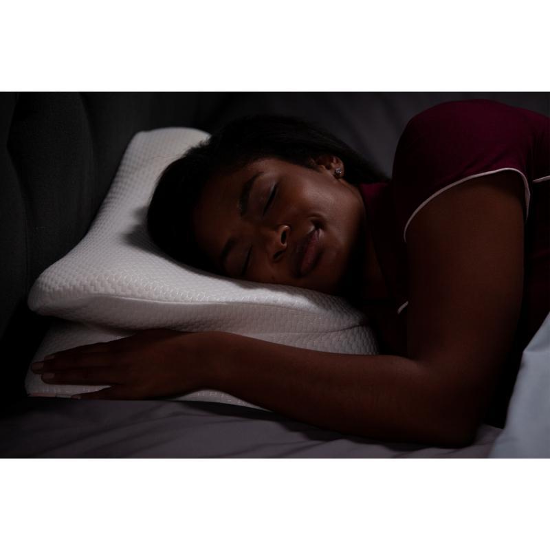 copper fit angel sleeper pillow
