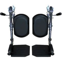 Wheelchair Leg Support Desk Chair With Lumbar The Only Foot And Accessories