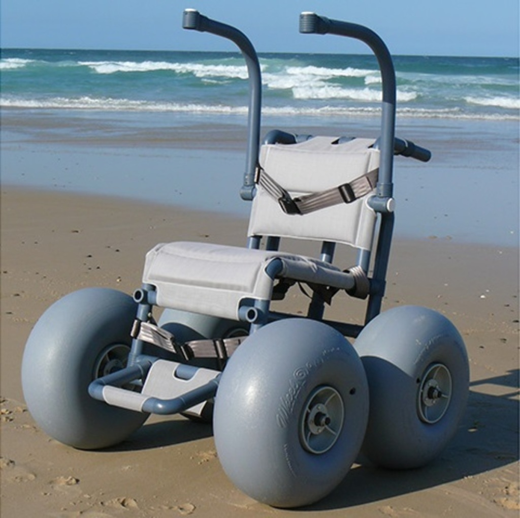 beach wheelchair living room chair covers for sale look carefully at discounted below