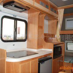 Portable Kitchen Cabinet Cabinets Indianapolis 齐星6座依维柯国产旅居房车_旅居车_微商圈