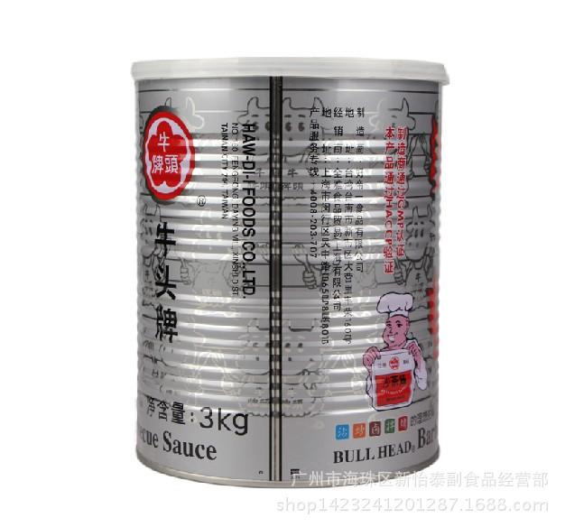 【牛頭牌·沙茶醬】牛頭牌沙茶醬3kg – TouPeenSeen部落格