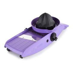 Mandolin Kitchen Slicer Small Eat In Table Master Easy Hold Mandoline With Lemon Squeezer 6891306 Hsn