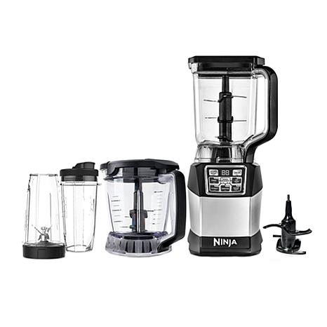 ninja kitchen shallow cabinets nutri system blender with auto iq 8831148 hsn