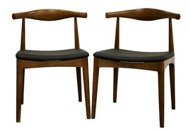 Mid Century Wood Chairs