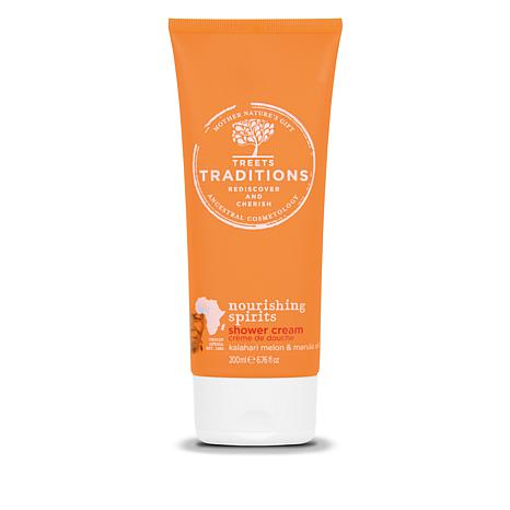 Treets Traditions Nourishing Shower Cream