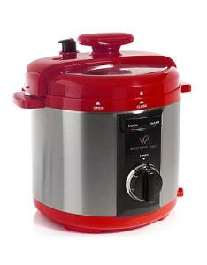 Wolfgang puck qt fully automatic pressure cooker also qt with recipes rh hsn