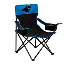 carolina panthers folding chairs modern ball chair tables hsn