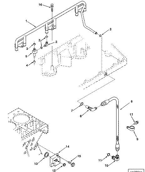 大型货车配件柴油机o形密封圈3867043 dtl _性能介绍