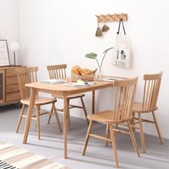 Oak Kitchen Tables Making Cabinets 白橡木餐桌圖片 白橡木餐桌圖片大全 阿里巴巴海量精選高清圖片 北歐風格純實木方桌白橡木餐桌6人飯桌長方形環保簡約餐廳家具
