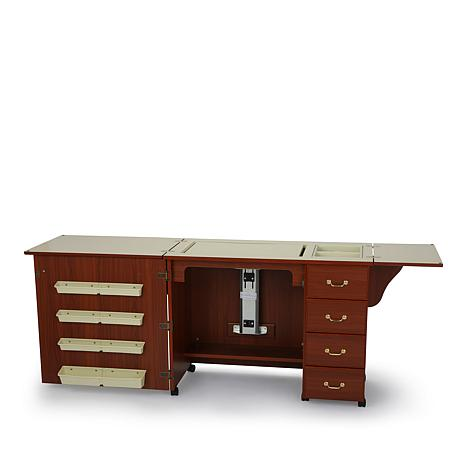 Arrow Cabinets Norma Jean Sewing Cabinet  8812056  HSN