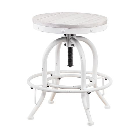 adjustable height chairs target toddler chair southern enterprises braydon industrial swiveling stool whi 8505163 hsn
