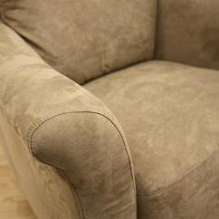Microfiber Club Chair With Ottoman Best Leather Chairs Tan 6439736 Hsn