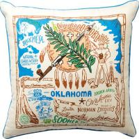 Primitives by Kathy Decorative State Pillow - 8474457 | HSN