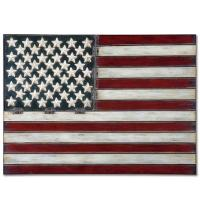 Uttermost American Flag Metal Wall Art - 7552249 | HSN