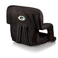 Green Bay Packers Chair Outdoor Fire Pit Chairs Tables Hsn Picnic Time Ventura Folding