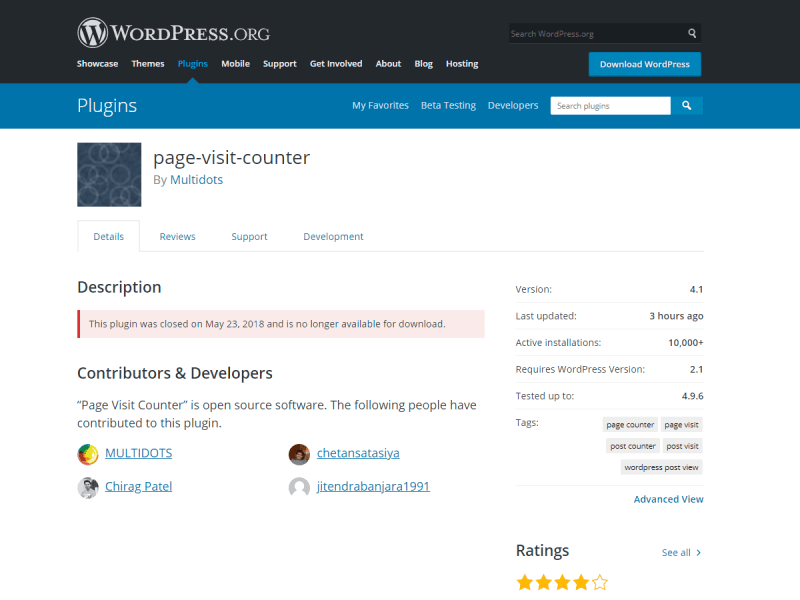 ten Vulnerable WordPress Plugins