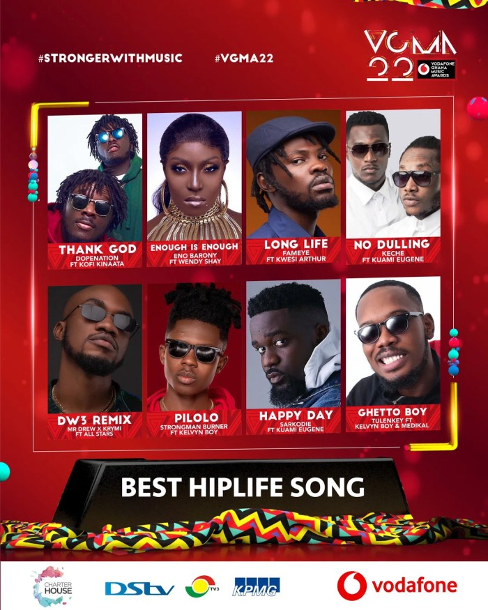 Full List of Nominees and Categories for VGMA 2021