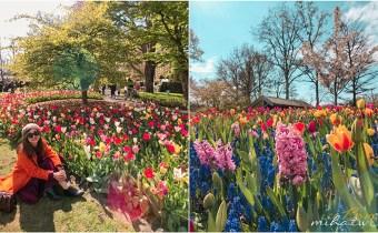 荷蘭鬱金香花季》荷比盧深度賞花行程這樣玩!10天常旅遊荷蘭比利時盧森堡行程