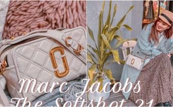 小香風Marc Jacobs The Softshot 21格紋相機包 超能裝又有質感的輕奢包!