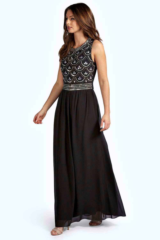 Chiffon Maxi Dresses for Women