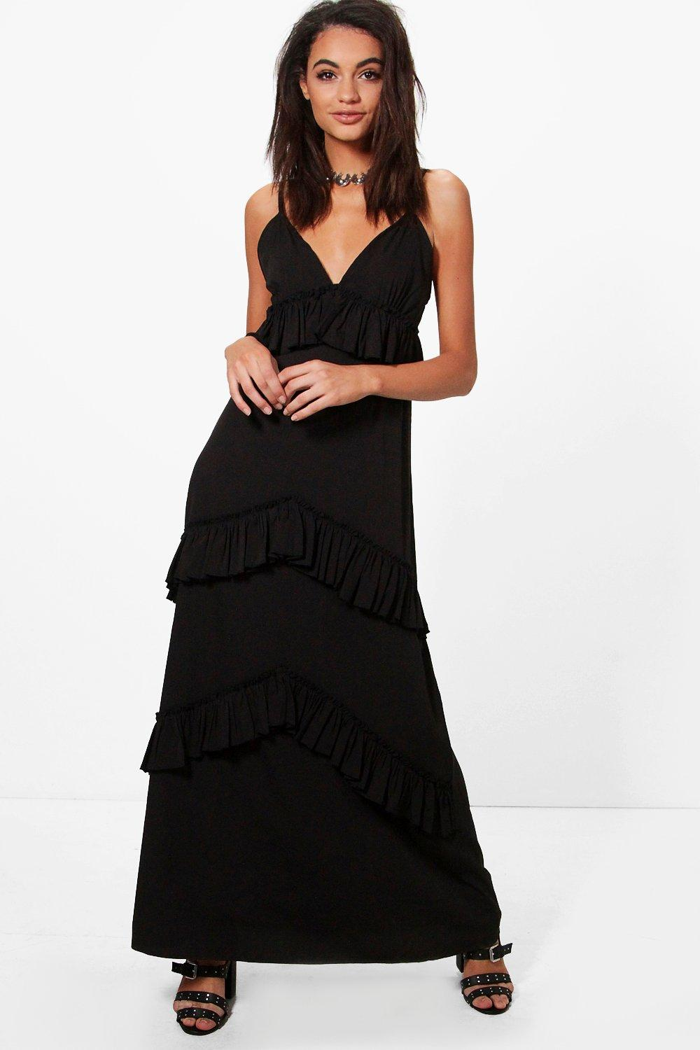 Western Maxi Dresses for Women