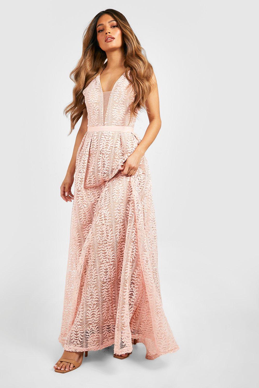 White Lace Maxi Dress Boutique