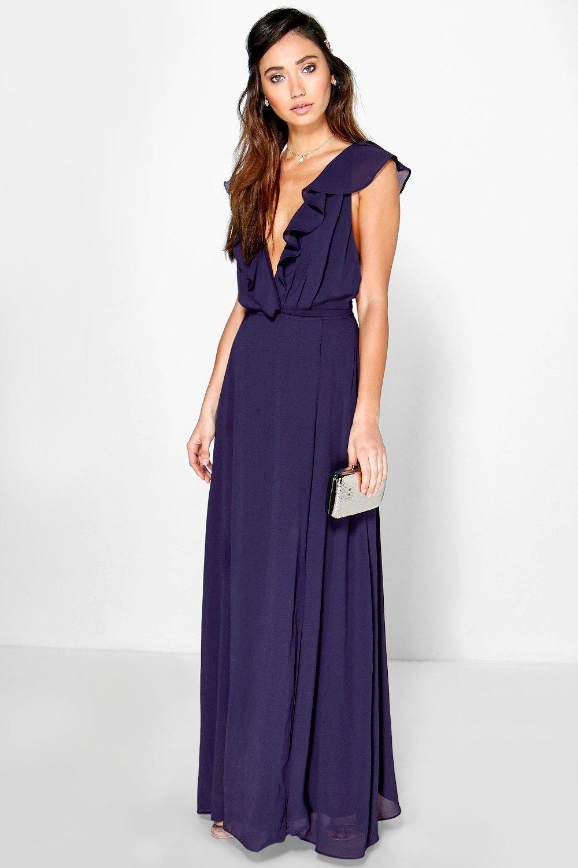 Chiffon Women's Maxi Dresses