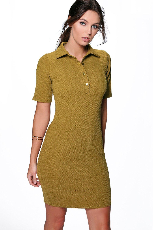 Women's Polo Shirt Dress