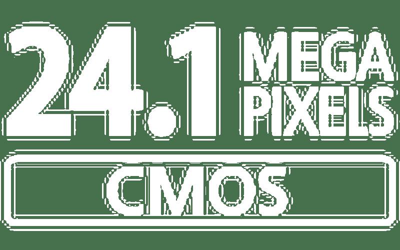 24.1 Megapixels icon for EOS 850D