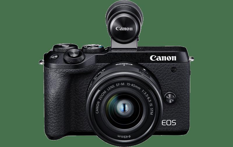 Canon EOS M6 Mark II-camera - Canon Nederland