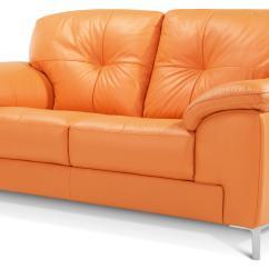 100 Real Leather Corner Sofa Polish Beds Uk Dfs Orange Brokeasshome