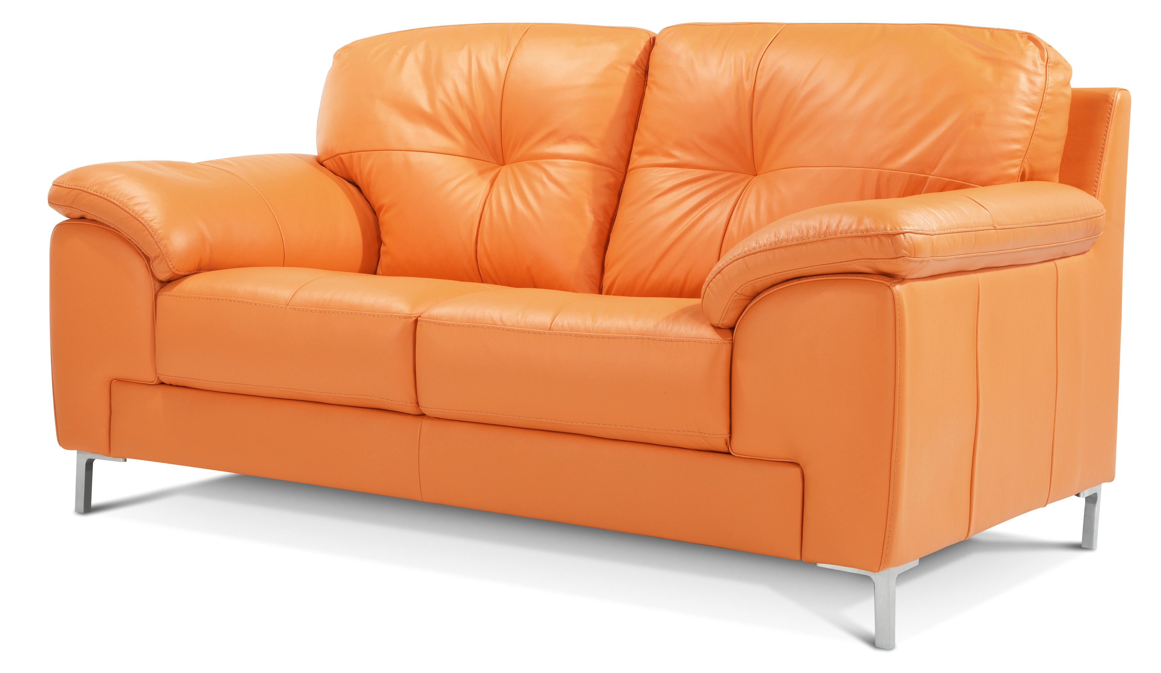 orange sofas ebay caspian right hand corner sofa black leather dfs ainsley 100 real 2 seater