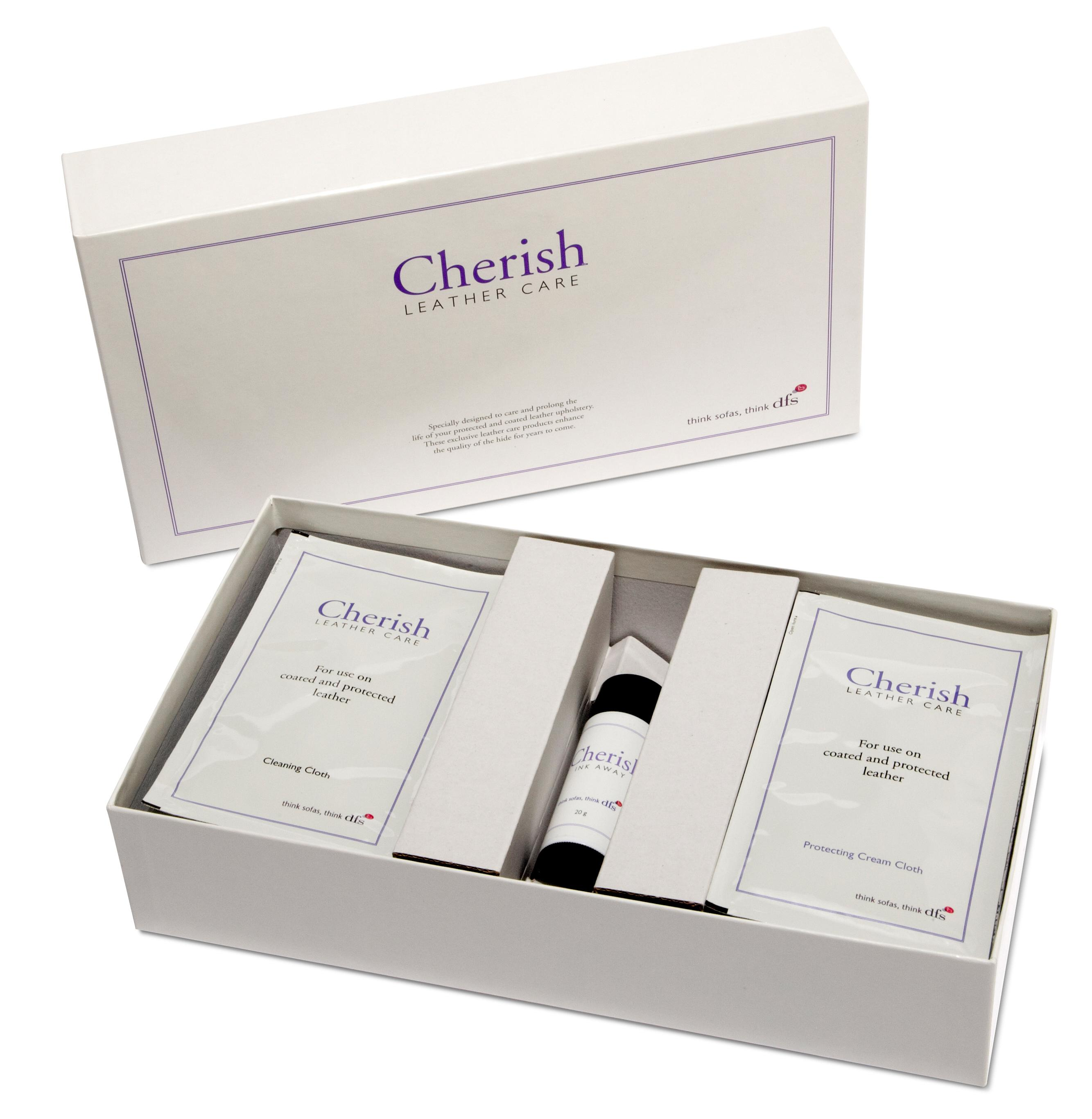 leather sofa cleaning kit sectional sofas nashville dfs official cherish cleaner care with