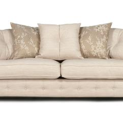 Cream Leather Sofa Set Uk Lexington Furniture Sofas Dfs Akasha Fabric Inc 4 Seater And 2
