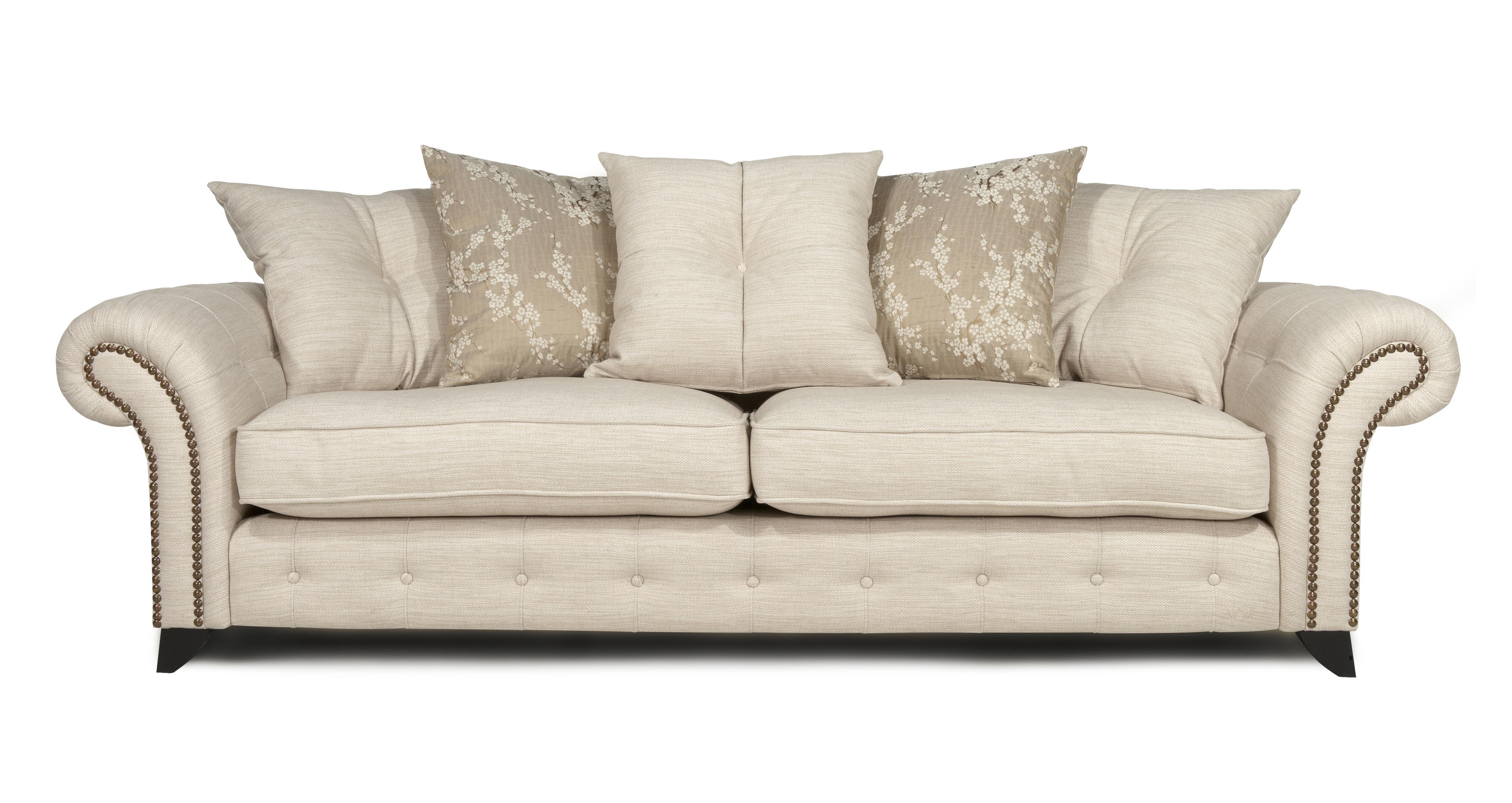 cream soft fabric sofa and chaise lounge covers dfs akasha set inc 4 seater 2