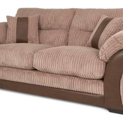 Brown Fabric Corner Sofa Dfs Upholstering A Arm New Album 3 Seater With