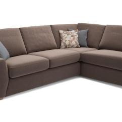 Brown Fabric Corner Sofa Dfs Leather Richmond Hill Astaire Mocha Left Hand Facing Open End
