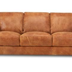 3 Seater Leather Sofa Dfs Best Bed Thick Mattress Caesar Tan Brown 100 Real Natural Aniline