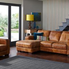 Brown Sofa Living Room Nolana Set Sofas Dfs Caesar Roomset