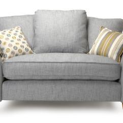 Oval Sofa Repair Dallas Tx Dfs Casa Mila Set Silver Cuddler Chair
