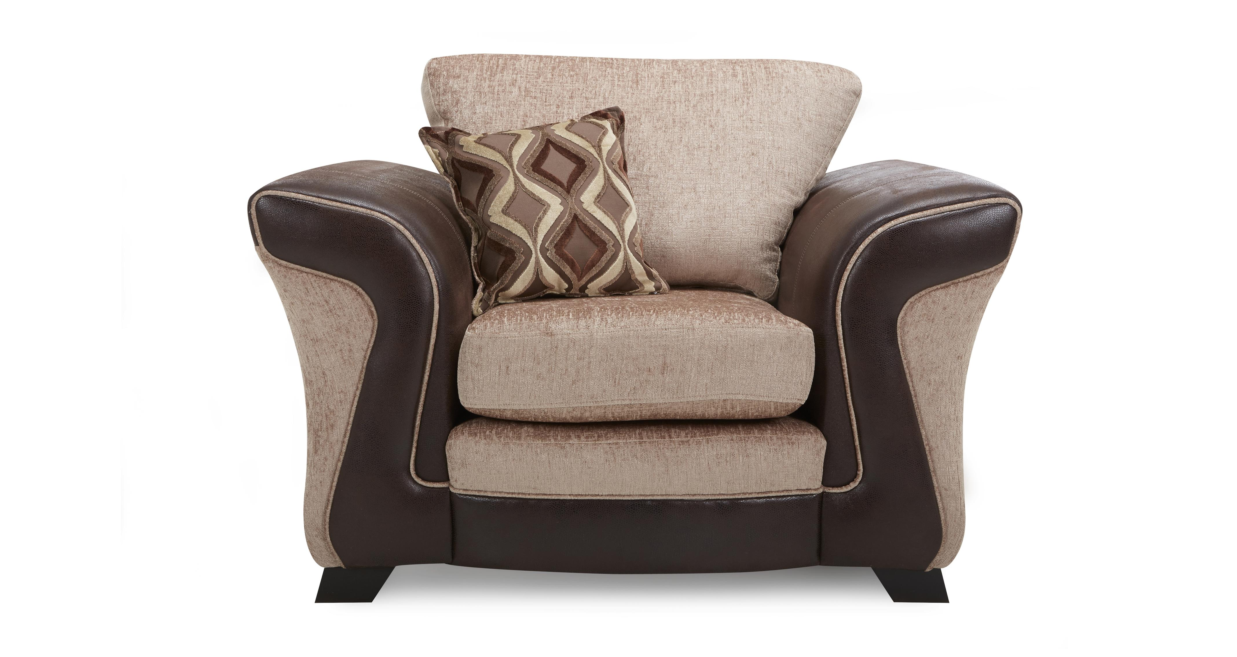 ex display sofa bed uk surfers 2005 rar dfs chase mink fabric set inc 2 seater chair