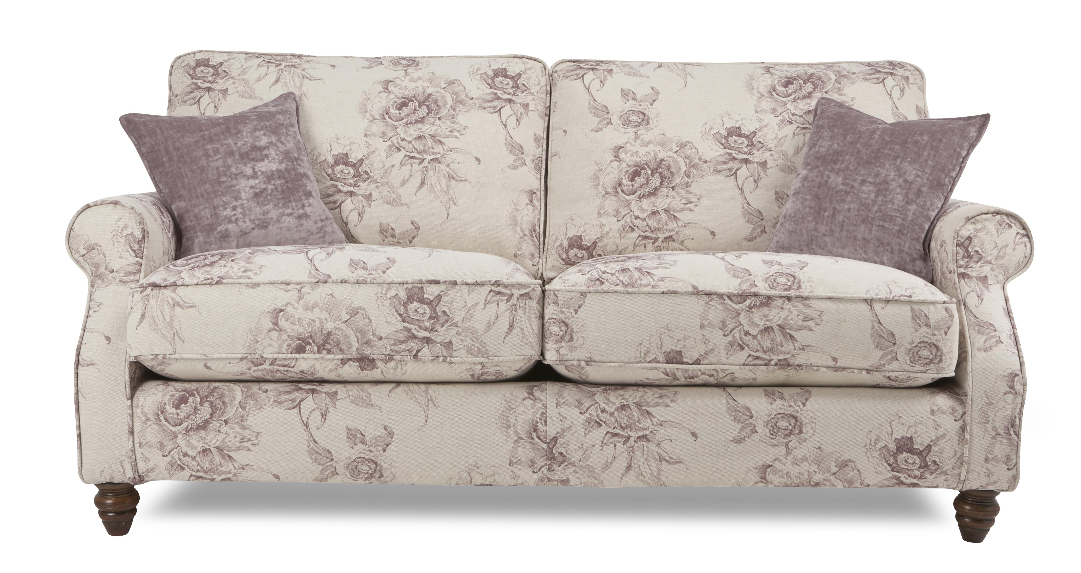 floral sectional sofa room and board slipcovers dfs