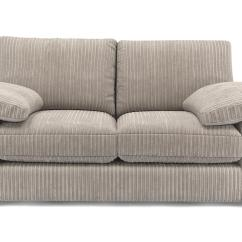 Sofa 10 Year Guarantee Best Type Mattress Bed Dfs Crosby Fabric 2 Seater In Mink 7 Day Delivery