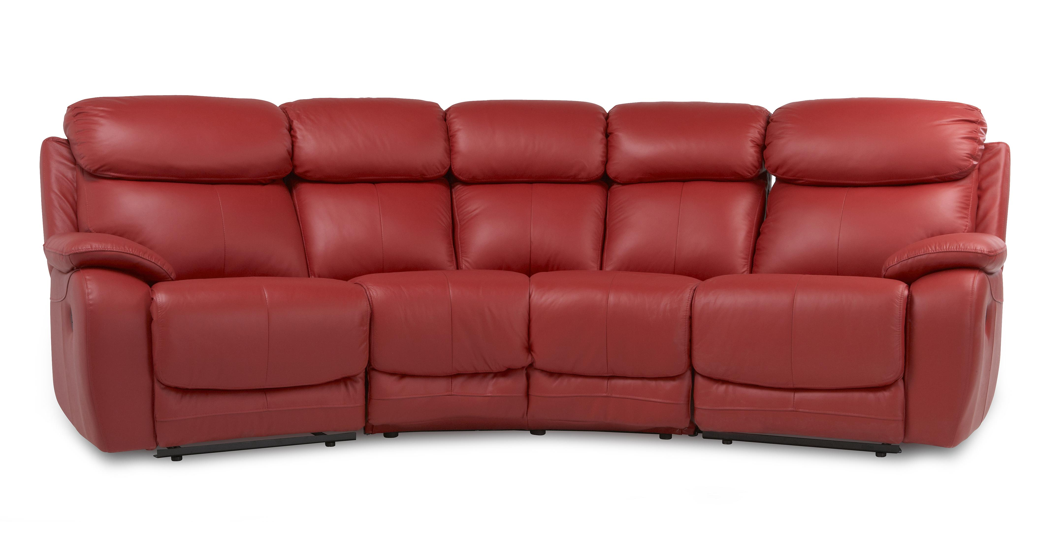 4 seater recliner sofa mariposa gebraucht daytona curved manual double peru dfs